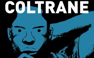 Cinco momentos da vida de John Coltrane retratados em quadrinhos