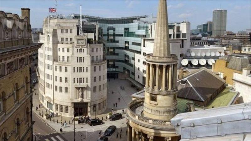 Trụ sở chính của BBC ở London