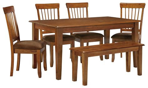 ashley furniture berringer    table   chairs