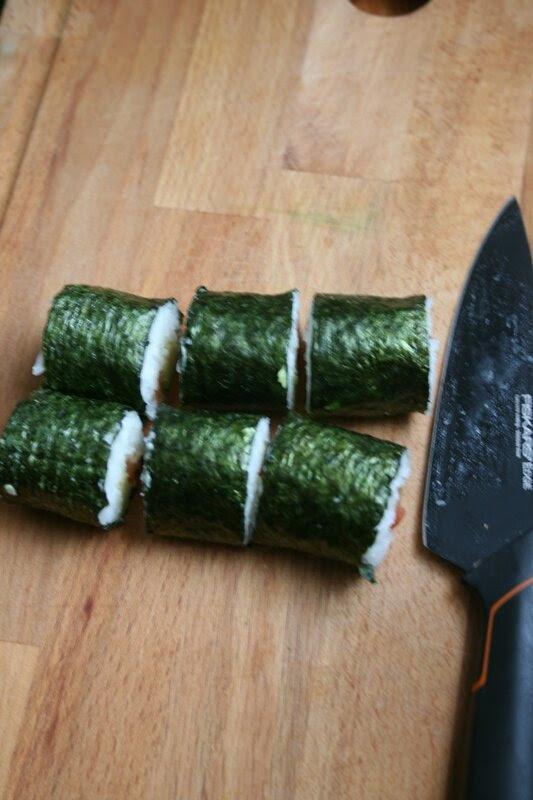 comment faire des sushis maison 5