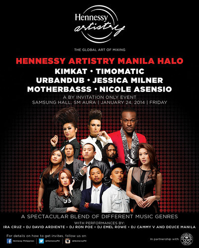 Hennessy Artistry Halo Key Visual
