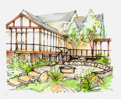 Landscape Design 3d Landscape Design Pasadena Ferndale Ellicott