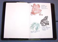 logbook example