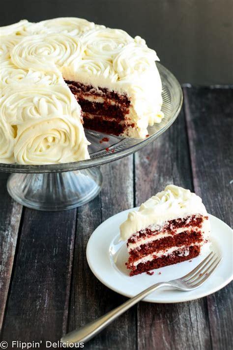 {BEST} Gluten Free Red Velvet Cupcakes