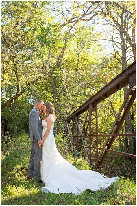 A Beautiful Intimate Outdoor Wedding