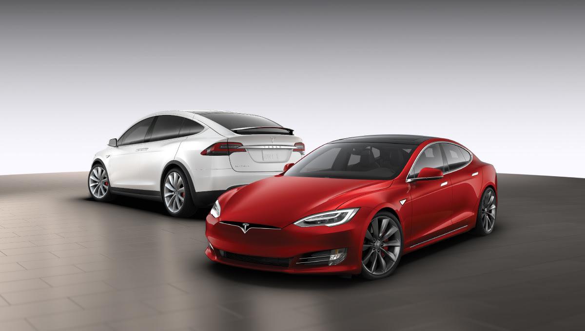 Model X & Model S