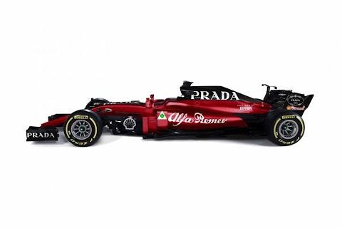 Alfa Romeo F1 Engine 2018