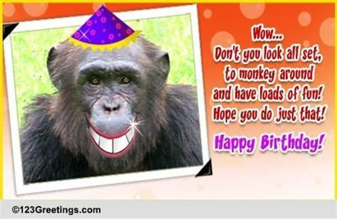Say Cheese! Free Funny Birthday Wishes eCards, Greeting