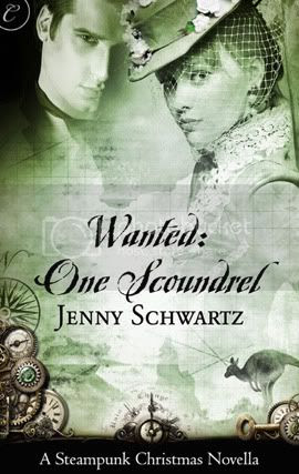 Wanted One Scoundrel Cover
