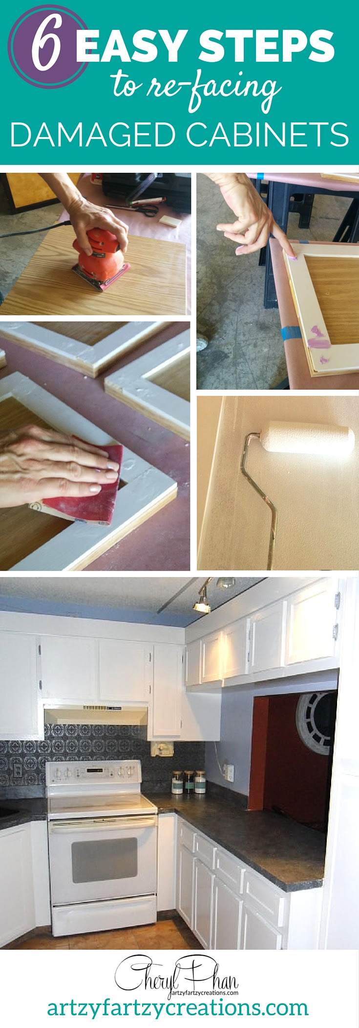 Should you REPLACE, REFACE or PAINT your kitchen cabinets ...