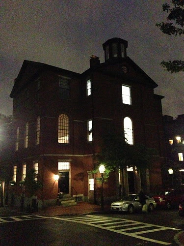 African Meeting House, Beacon Hill, Boston