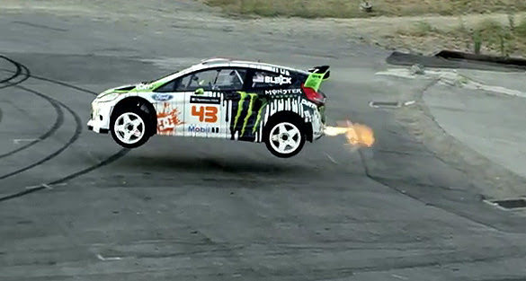 Video: Ken Block's Gymkhana