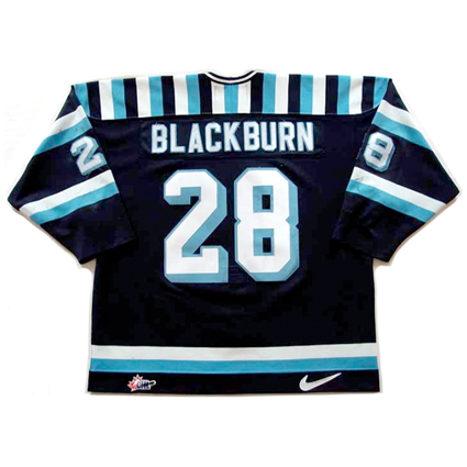 Chicoutimi Sagueneens jersey