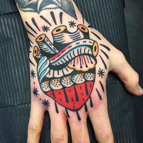 hand tattoos men discover awesome hand ink examples