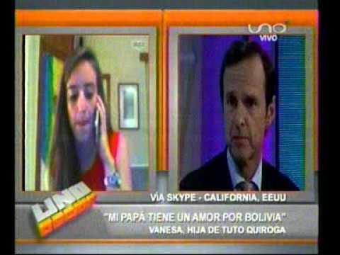 Tuto Quiroga y Tomasa Yarhui en Uno Decide (Parte 5)