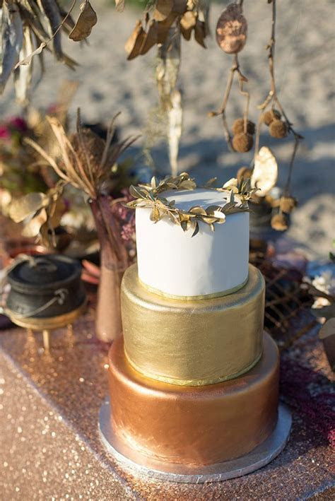 Color Inspiration: Trending Copper Wedding Ideas in 2015