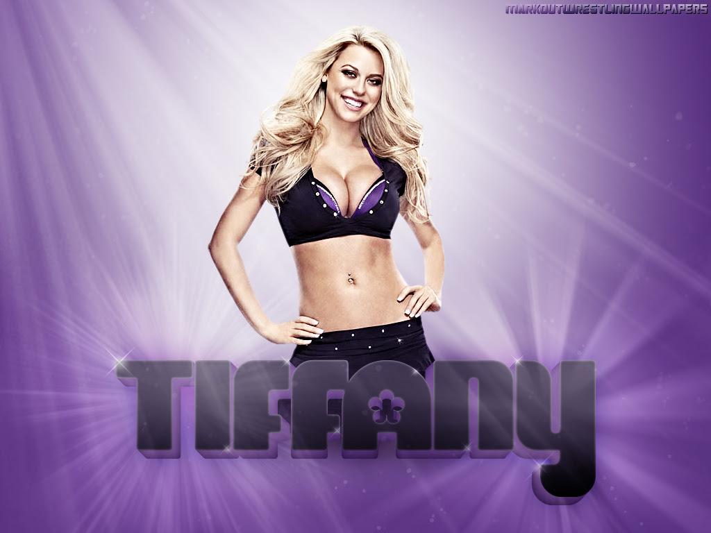 tiffany wallpaper. WWE: Tiffany Wallpaper