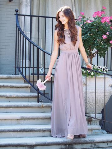 Bridesmaid Dresses to Flatter Different Body Types from