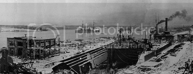 After Halifax Explosion