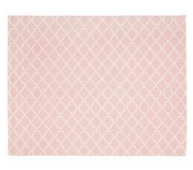 Pink Rug For Girls Room - interior design ideas
