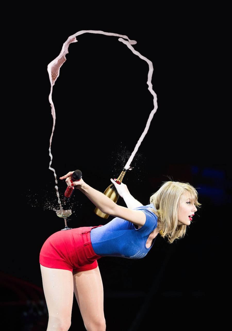 La sexy foto de Taylor Swift