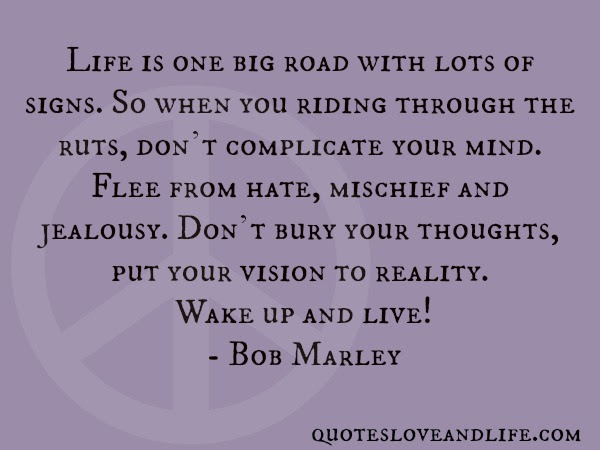Best Motivational Life Quote Dont Bury Your Thoughts Put Your