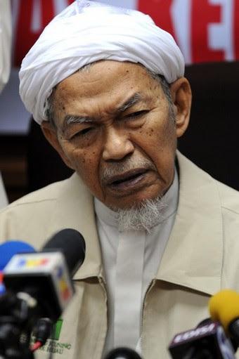 Umno Perak kini semakin gelabah - Mursyidul Am PAS
