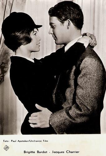 Brigitte Bardot, Jacques Charrier