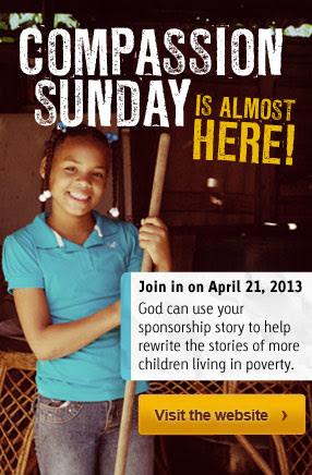 Compassion Sunday 2013