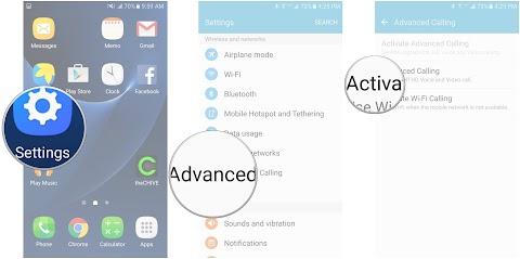 Video Calling On Galaxy S7