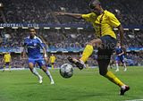 Chelsea vs Barca Pics