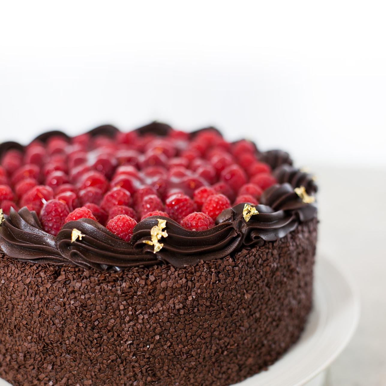 TRUFFE FRAMBOISE | Extraordinary Desserts