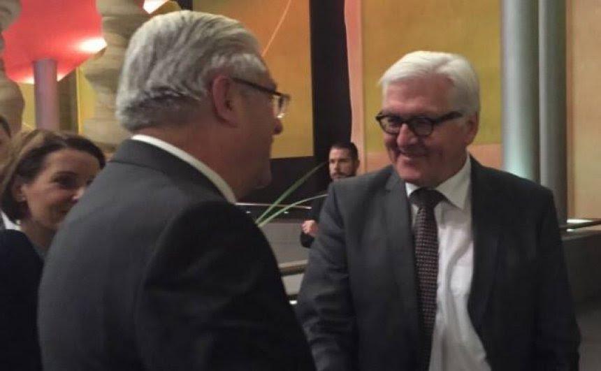 Lazim Destani merr pjesë në konferencën e nivelit të lartë në Berlin