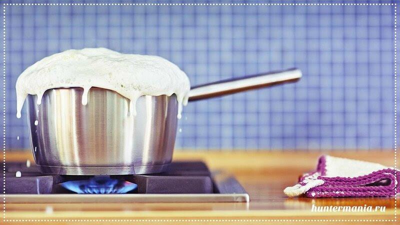 Как правильно вскипятить молоко