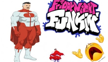 FNF VS Omni-Man FULL WEEK – Download MOD