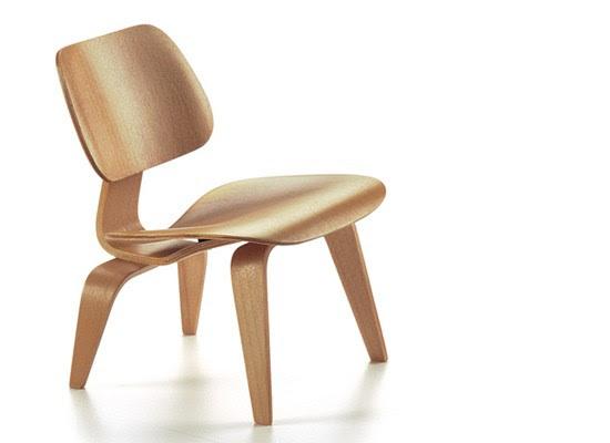 Lounge-chair-wood, Charles-Eames, Silla, diseño, muebles, decoracion, interiores