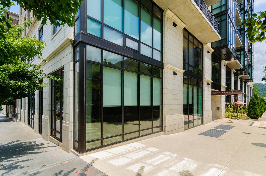 Modern Asheville Wilson Architects Inc