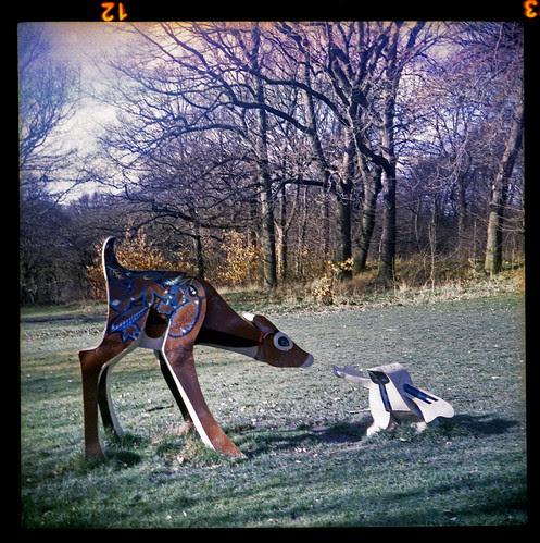 metal wildlife by pho-Tony