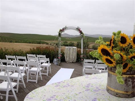 Wine Country Wedding Venues