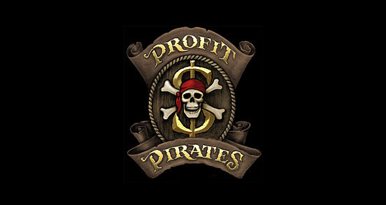 profitpirates l1 30 Creative Ribbon Logo Designs
