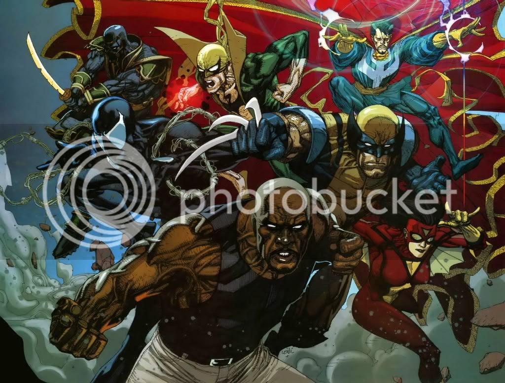 Novos Novos Vingadores