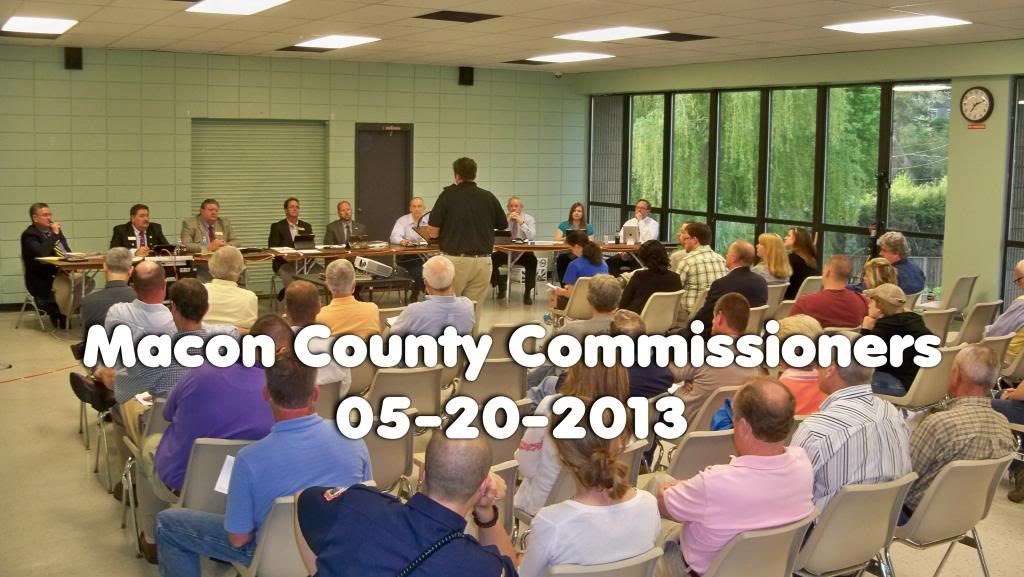 Macon Commissioners 05-20-2013