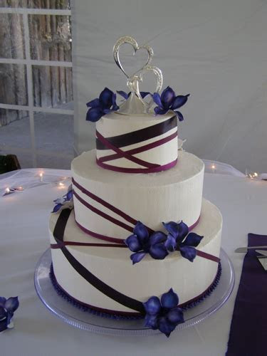 Wedding Cakes Gallery 9   Lisa Becker's Custom Wedding