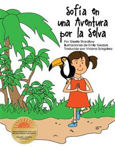 Sofia Spanish - Kids Yoga Stories - Hispanic Heritage Month Blog Hop