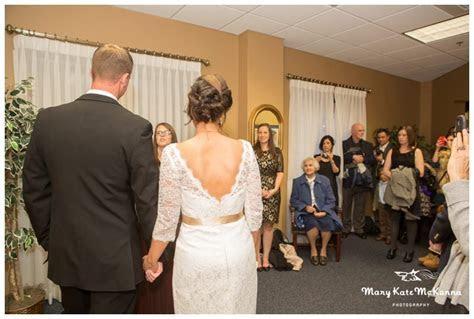 Frederick, Maryland Courthouse Wedding Photography