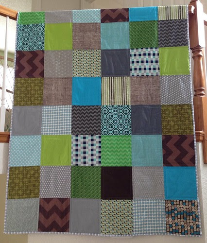 Quilt for Rob