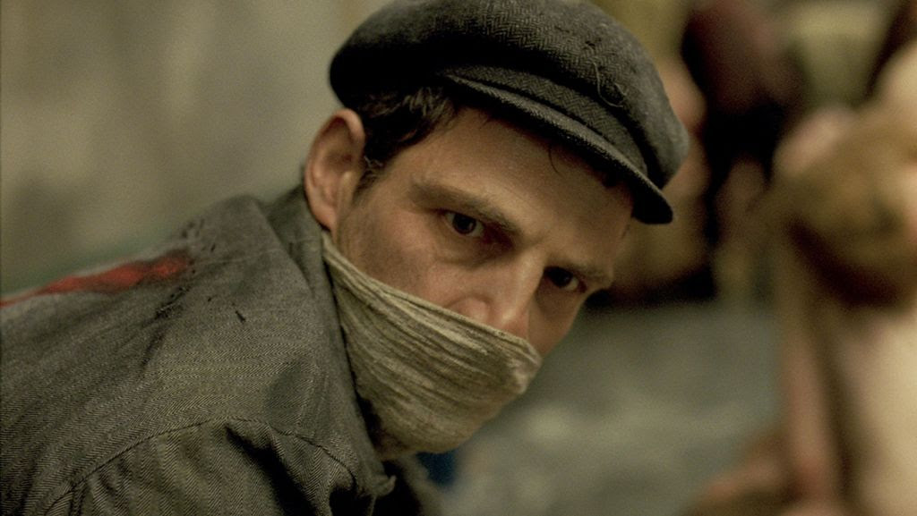 A scene from the film 'Son of Saul' (Cannes Film Festival)