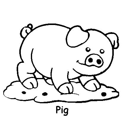 printable coloring pages cute animal coloring pages