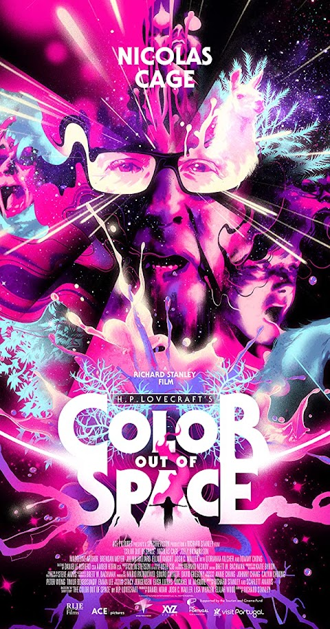 Color Out of Space(2019) 480p 720p 1080p BluRay Dual Audio (Hindi+English) Full Movie