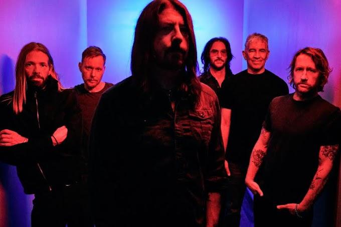 AUDIO JUNKIE: Foo Fighters rally behind new effort, lobster win in Dua Lipa video